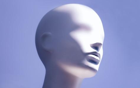 mild facial aphasia